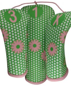 dazzle dot golf headcover