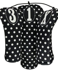 fun frolic dot golf headcovers