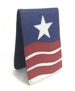 Patriot Scorecard Yardage Book Holder