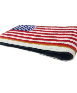 Team America Scorecard Yardage Book Holder 3