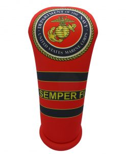 beejo's us marines driver golf headcover