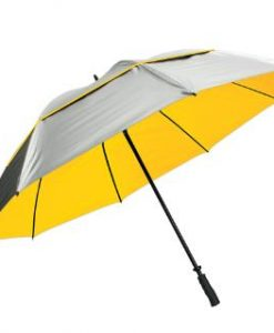 SunTek Umbrella Yellow/Silver