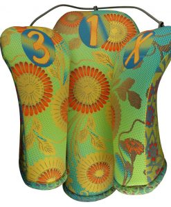 beejos kaleidoscope golf headcovers