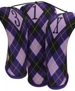 beejos regal argyle golf headcovers