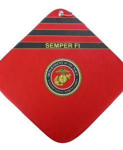 us marines golf towel