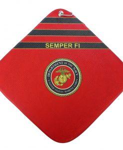 us marines golf towel