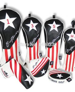 Craftsman Music Star set of 4 golf headcovers