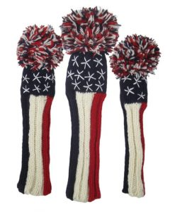 Liberty Knit Golf Headcover