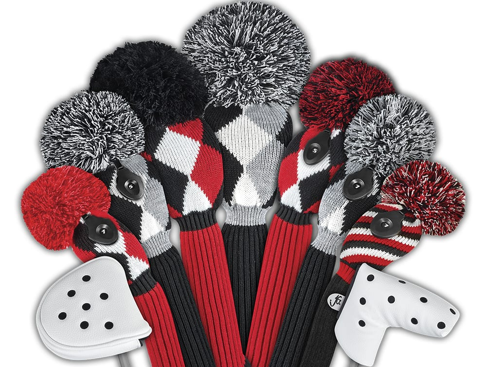 Ace of Diamonds Collection Golf Headcovers