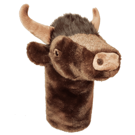 Spanish Bull Driver Golf Headcover