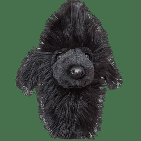 Black Poodle Hybrid Golf Headcover