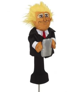 Mr. Prez - Donald Trump Golf Headcover