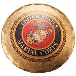 Marines Ball Marker