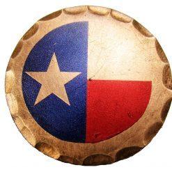 Texas Flag Ball Marker