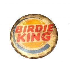 Birdie King Ball Marker