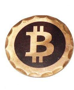 Bitcoin Ball Marker