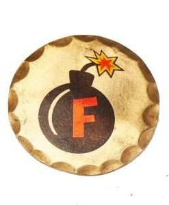 F Bomb Ball Marker