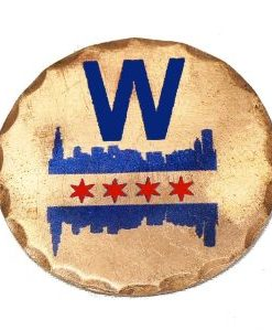 Fly the W Ball Marker