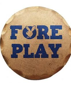 Fore Play Ball Marker
