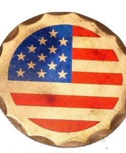 US Flag Ball Marker