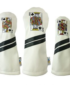 Spades Golf Headcover Set