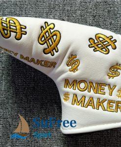 Money Maker Putter Cover